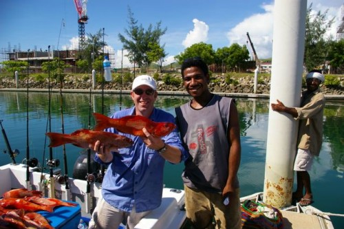 Fishing Port Moresby Photo 3