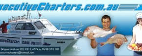 Executive Charters (Deluxe 8 hrs)
