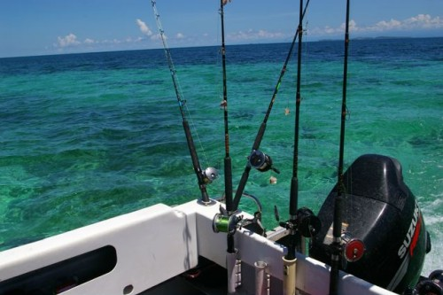 Reef Fishing - Near Port morseby