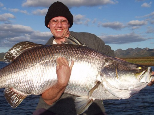Lake Awoonga Guided Barra Fishing Photo 2