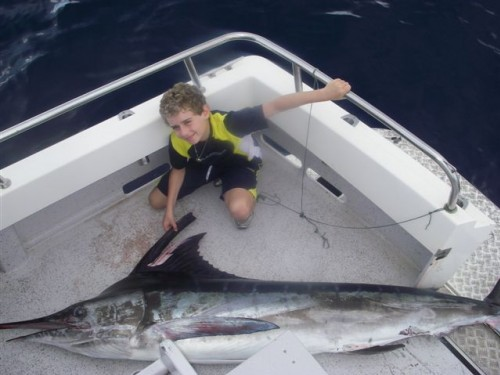 Reef and Game fishing Photo 2