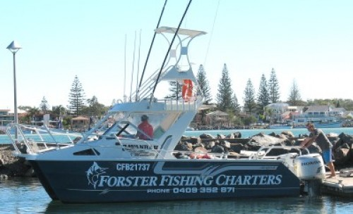 Forster Fish Charters photo1