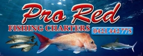 Pro Red Fishing Charters Melbourne
